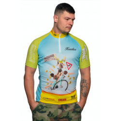 Krušnohor cyklistický dres