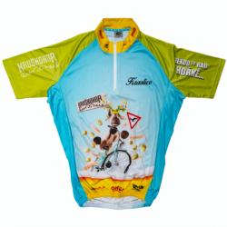 Cyklistický dres Krušnohor